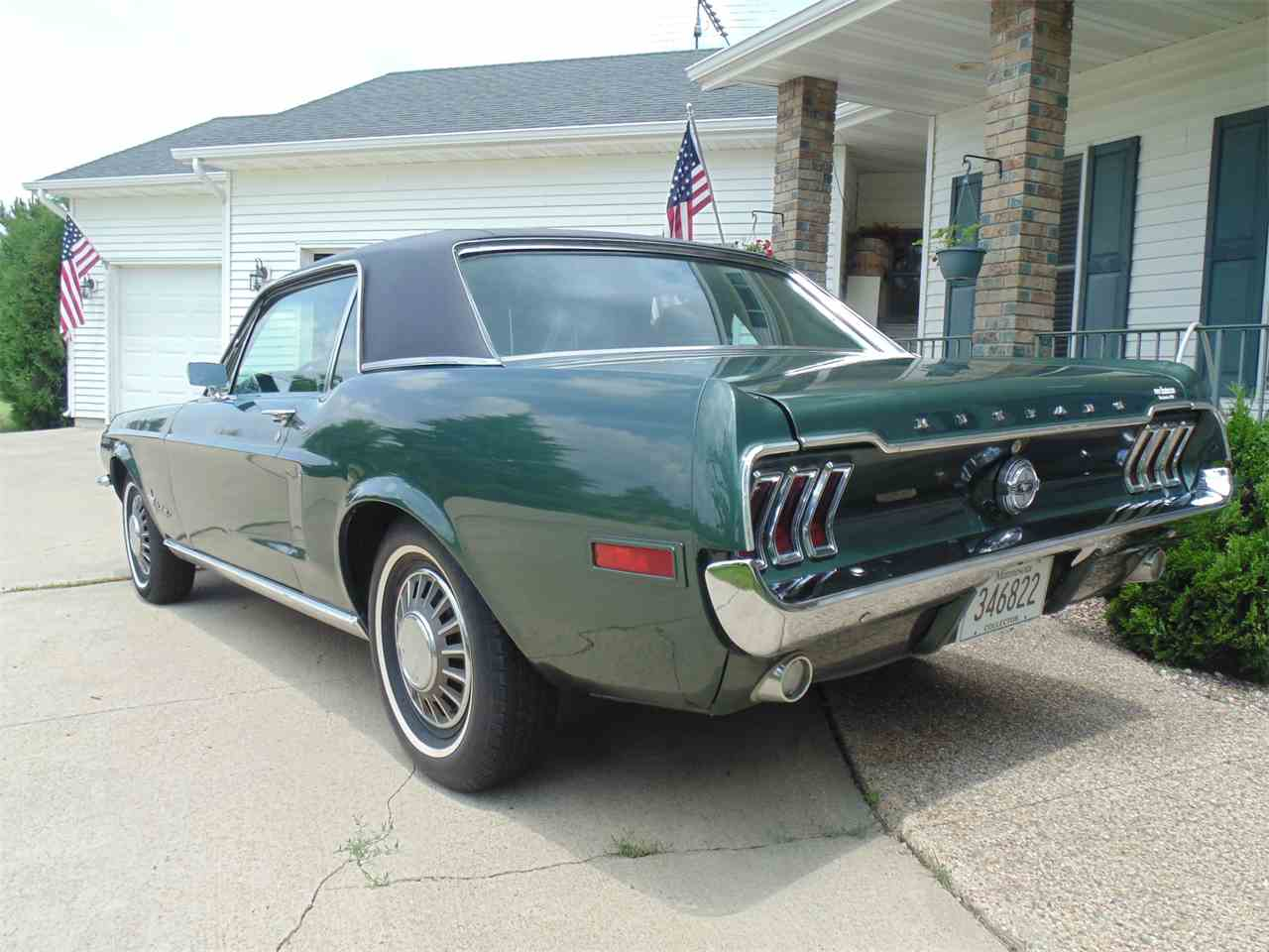 Large Picture of Classic 1968 Mustang - $14,999.00 Offered by Braaten's Auto Center - LAJ5