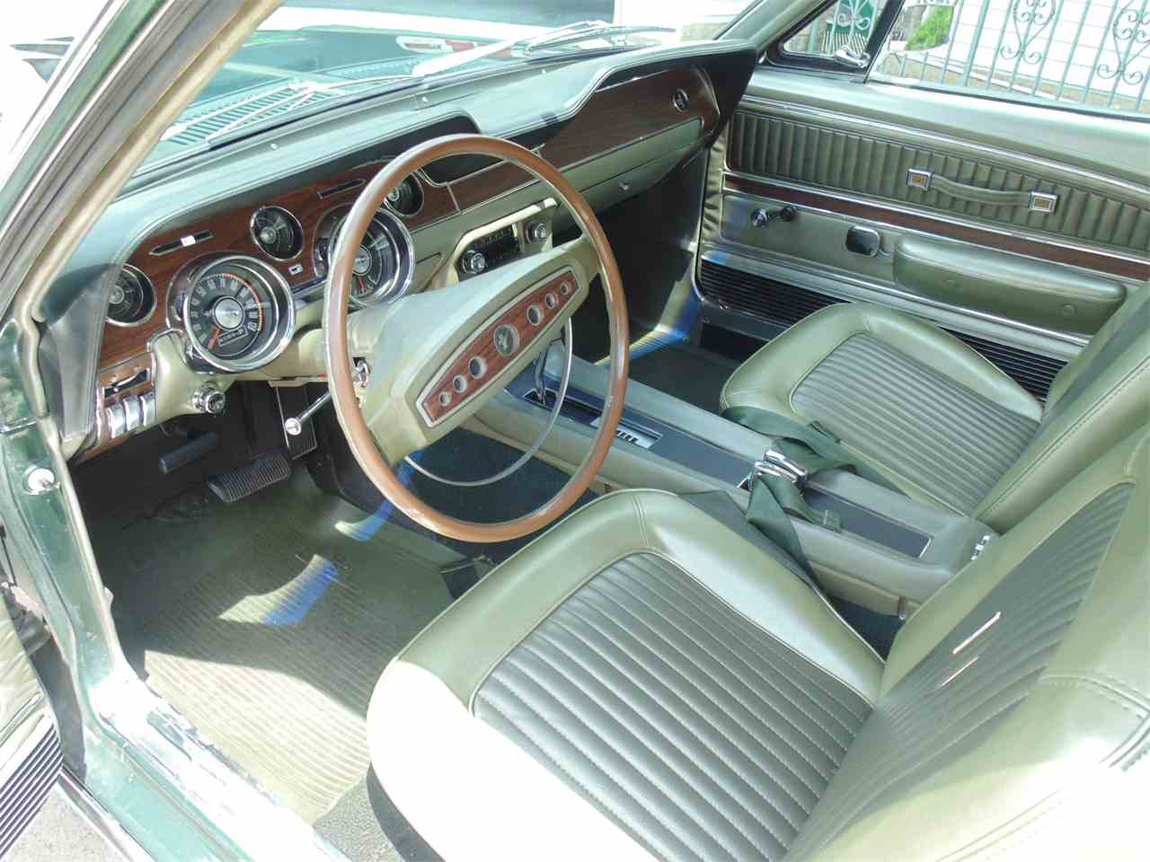 Large Picture of Classic '68 Ford Mustang located in Minnesota Offered by Braaten's Auto Center - LAJ5