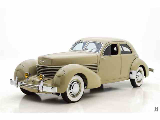 Picture of Classic '37 Cord 812 Offered by  - LAJA