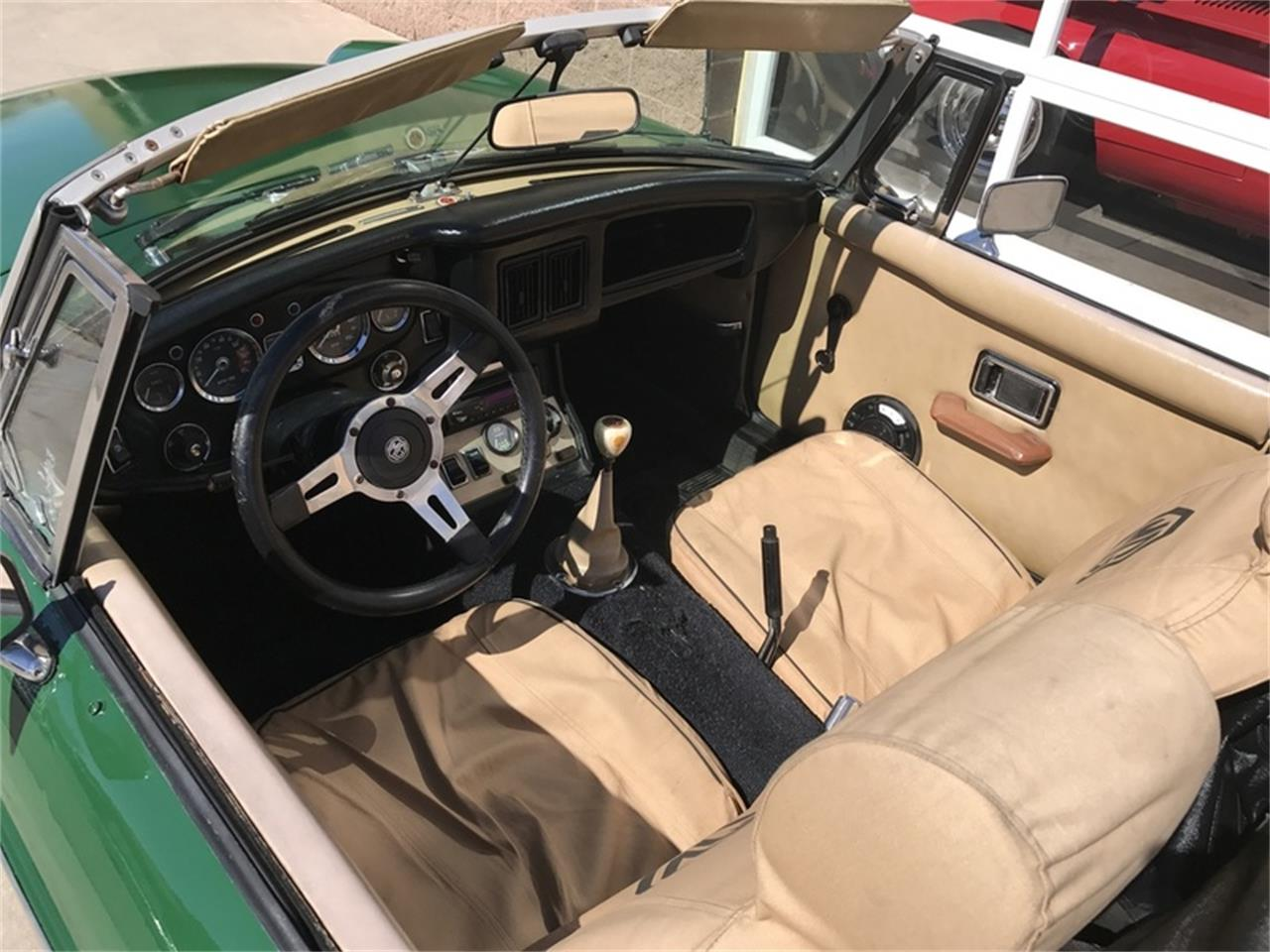 Large Picture of '74 MGB - LAJC