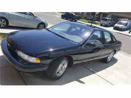 Picture of '96 Impala SS - L85N