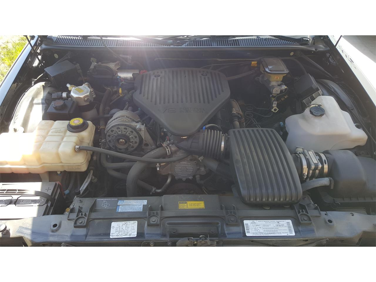 Large Picture of '96 Impala SS - L85N