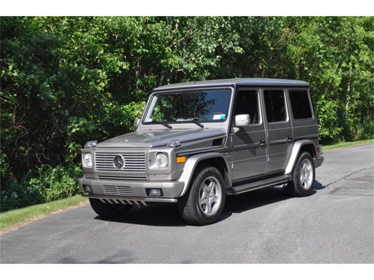 Large Picture of 2005 G-Class - $49,999.00 Offered by Prestige Motor Car Co. - LAKK