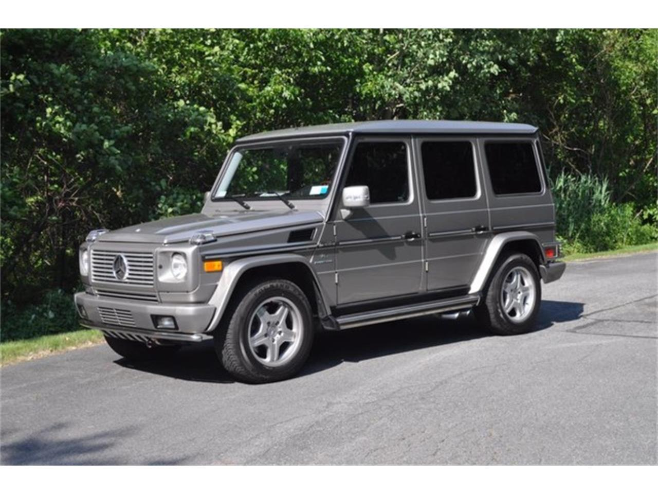Large Picture of '05 Mercedes-Benz G-Class Offered by Prestige Motor Car Co. - LAKK