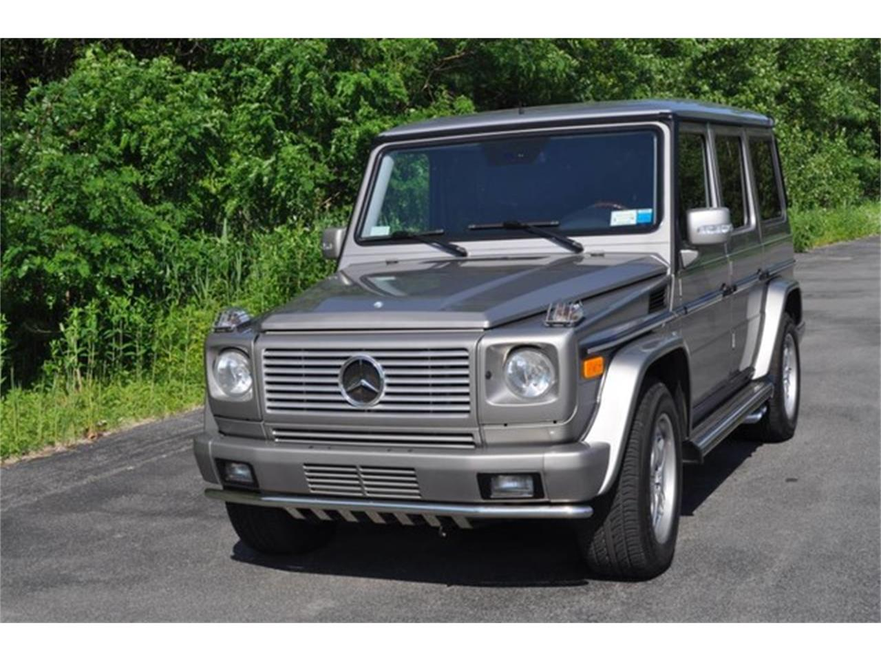 Large Picture of '05 G-Class located in New York - $49,999.00 Offered by Prestige Motor Car Co. - LAKK