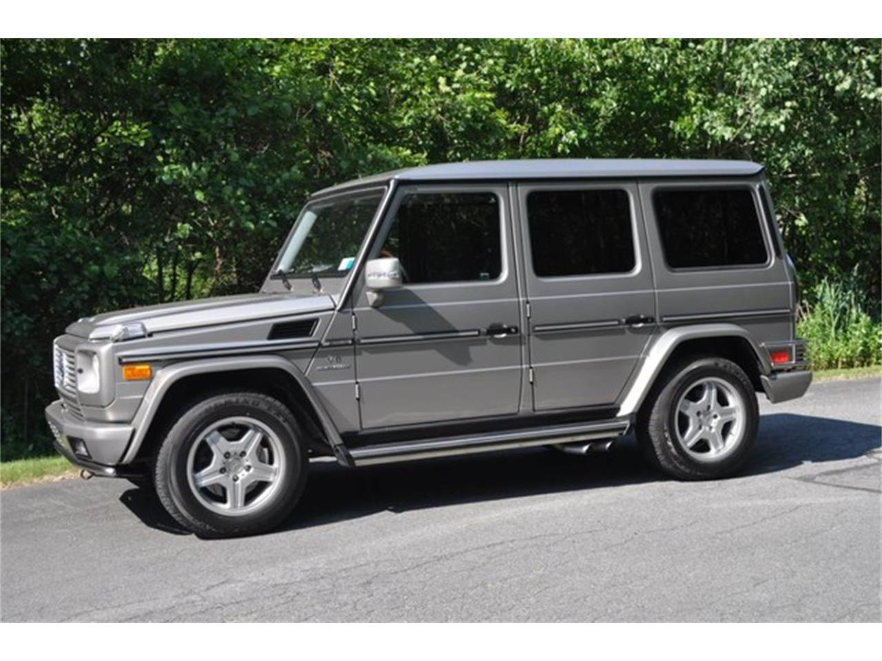 Large Picture of 2005 Mercedes-Benz G-Class located in New York Offered by Prestige Motor Car Co. - LAKK