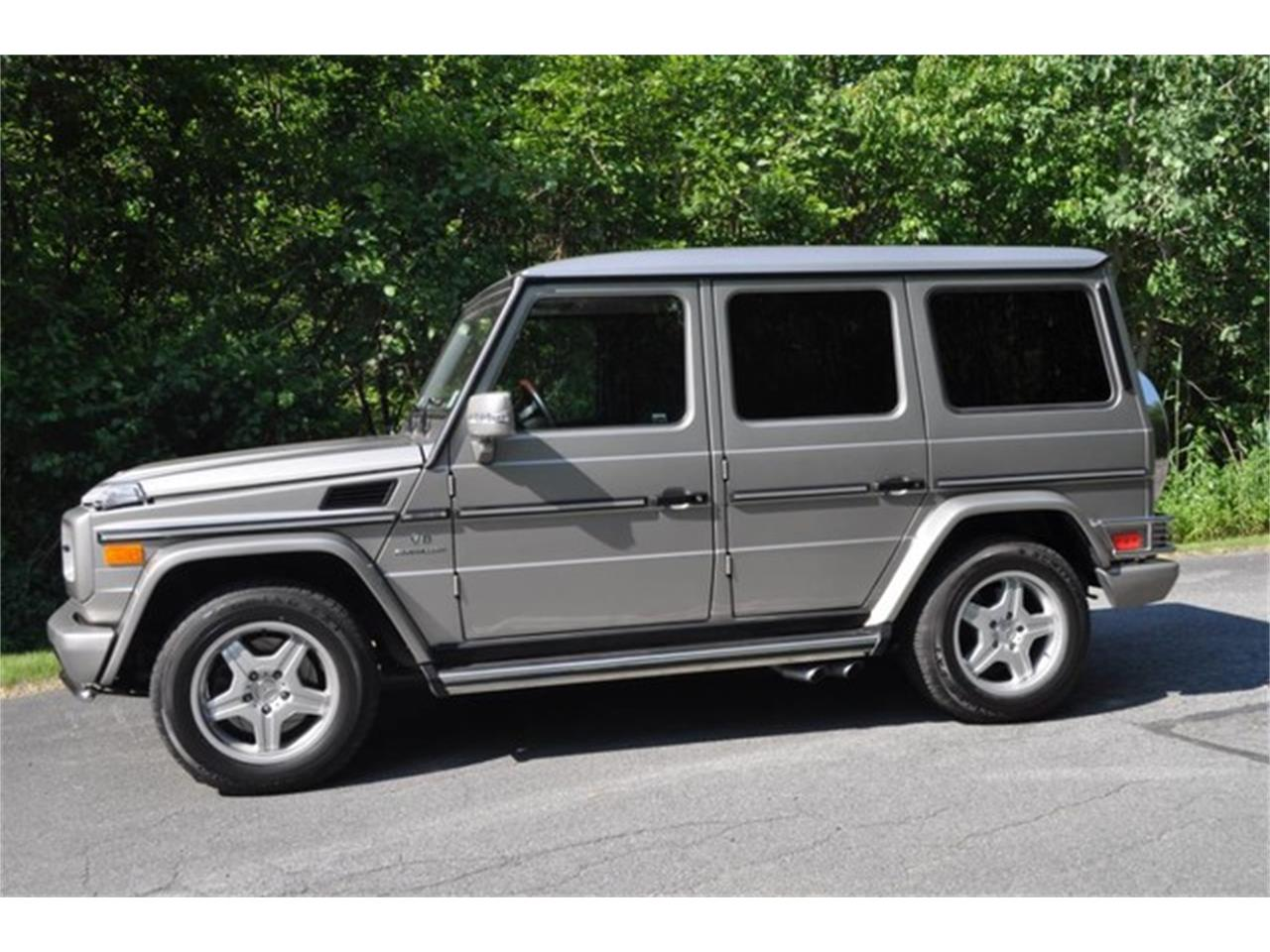 Large Picture of 2005 Mercedes-Benz G-Class located in New York - $49,999.00 Offered by Prestige Motor Car Co. - LAKK