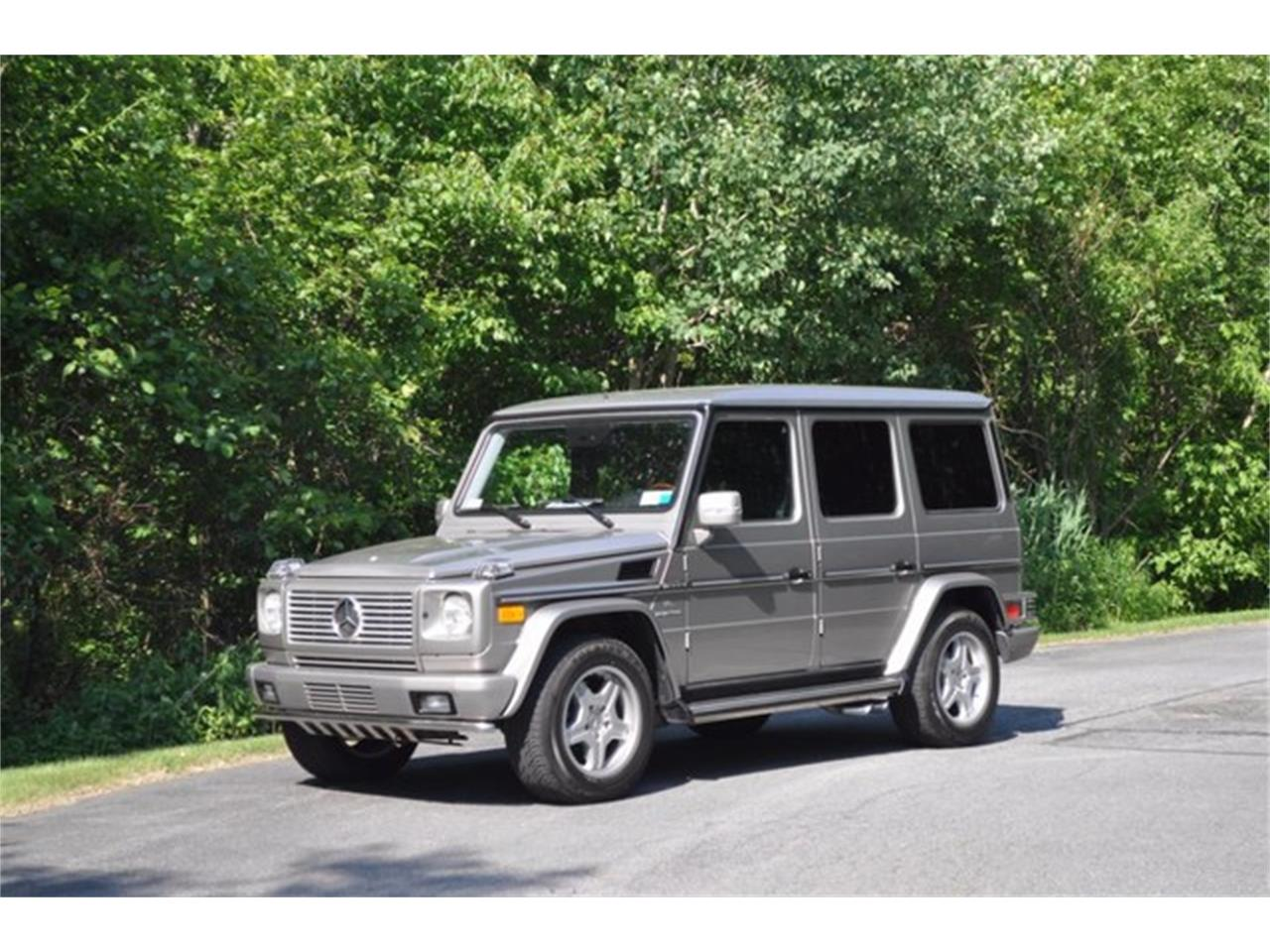 Large Picture of '05 G-Class - LAKK