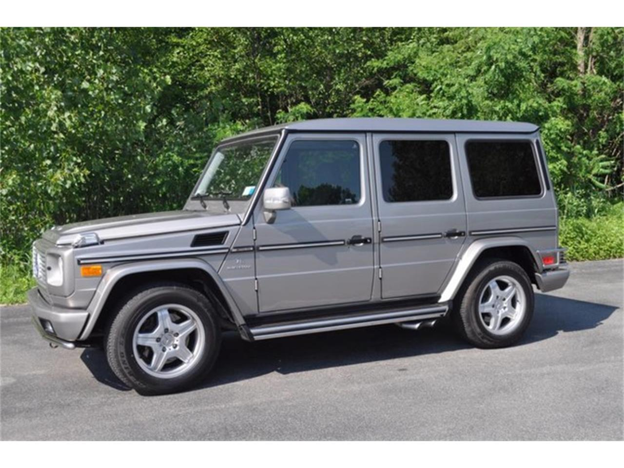 Large Picture of '05 Mercedes-Benz G-Class located in Clifton Park New York Offered by Prestige Motor Car Co. - LAKK