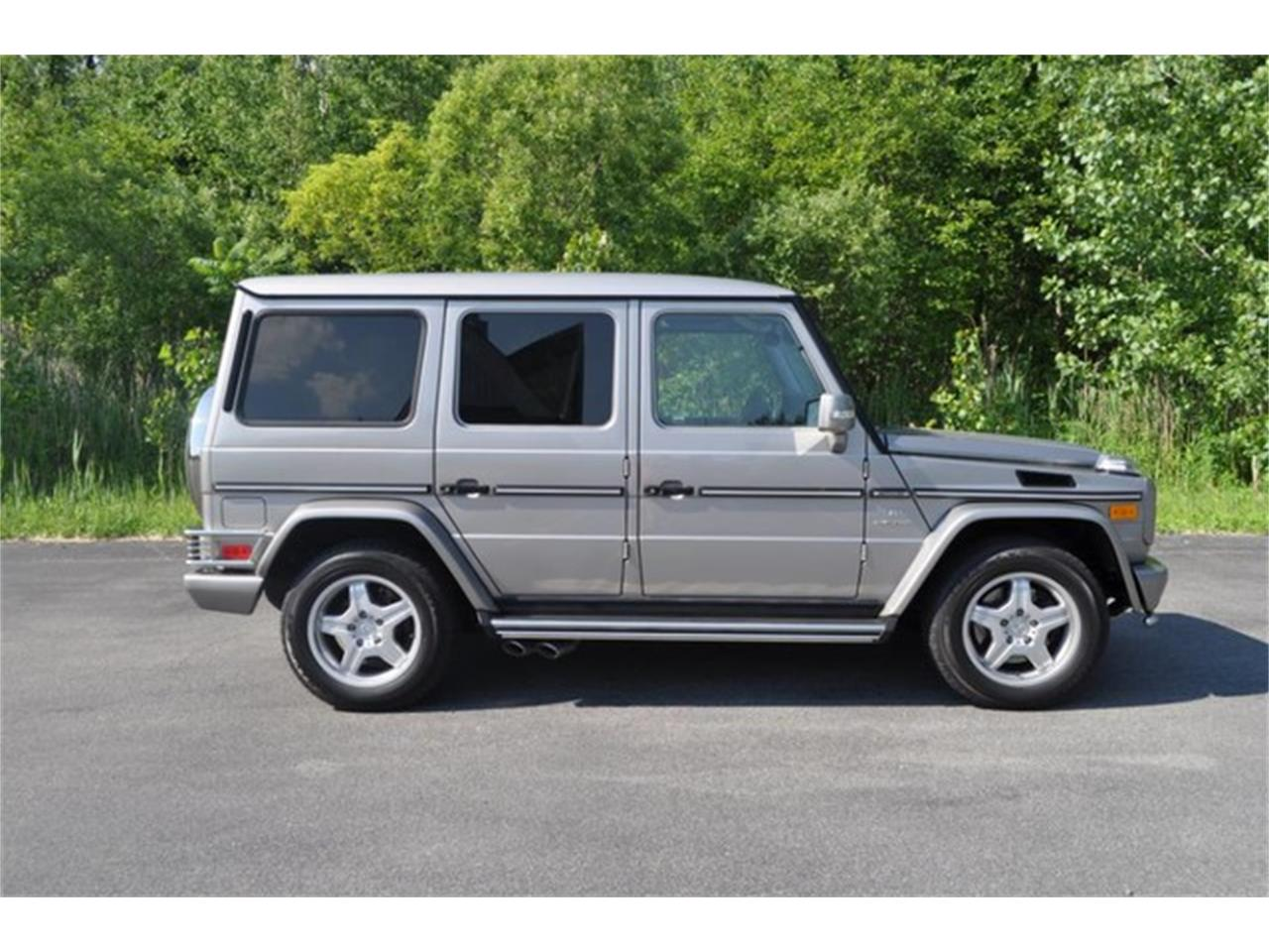 Large Picture of 2005 Mercedes-Benz G-Class located in New York - $49,999.00 - LAKK