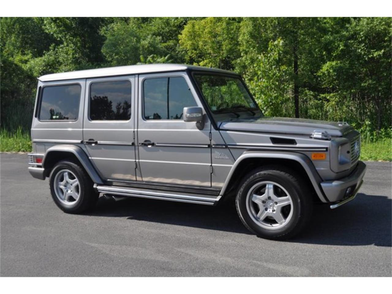 Large Picture of 2005 G-Class located in New York - LAKK