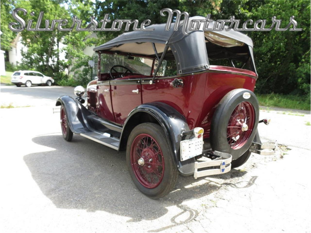 Large Picture of '29 Model A - LAKM