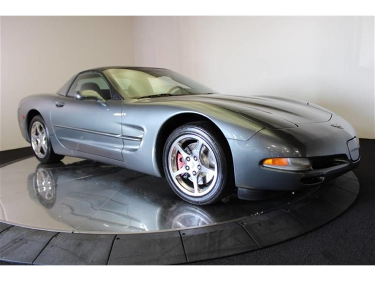 Large Picture of '03 Corvette - LAKQ