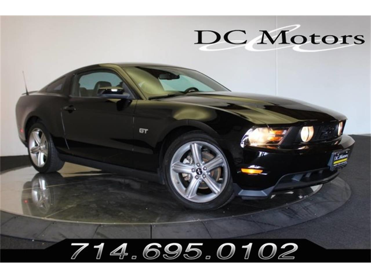 Large Picture of 2010 Ford Mustang located in Anaheim California - $16,900.00 Offered by DC Motors - LAKR