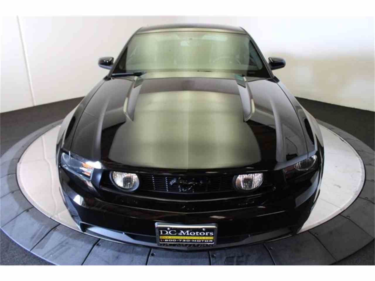 Large Picture of '10 Mustang - LAKR