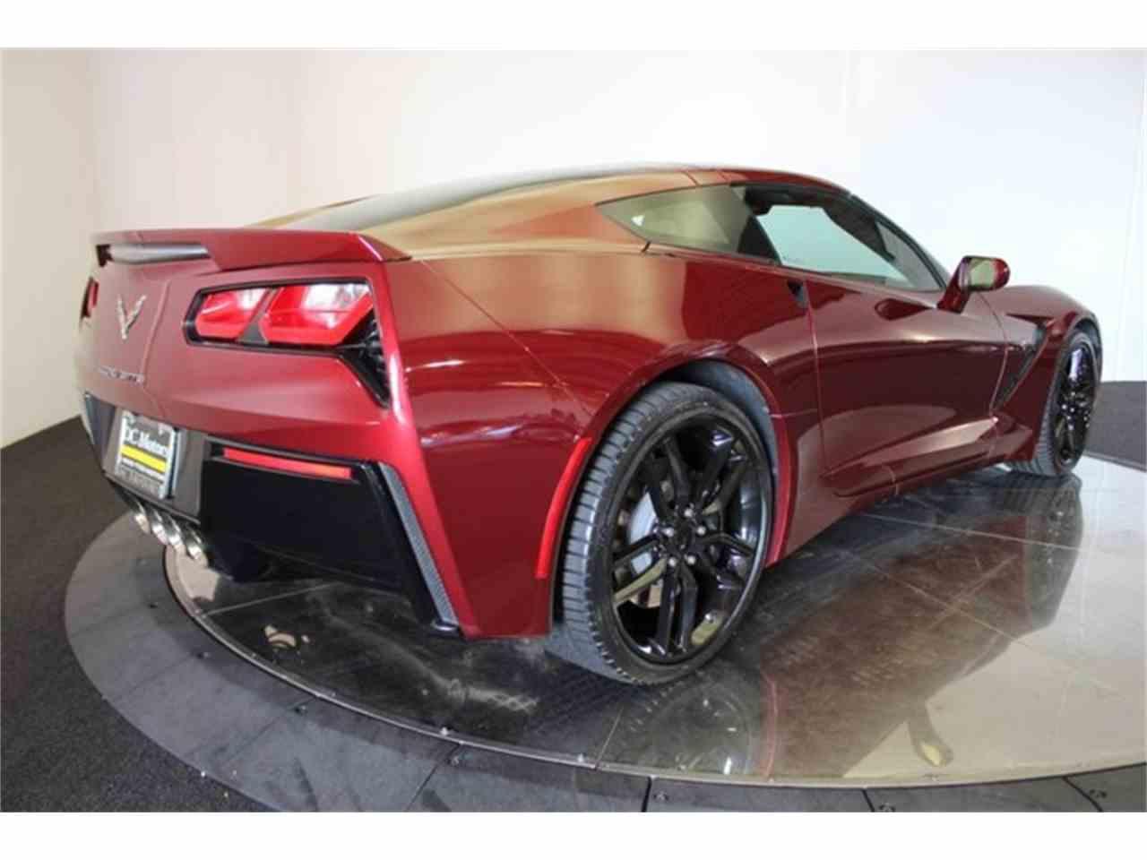 Large Picture of '16 Corvette - LAKS