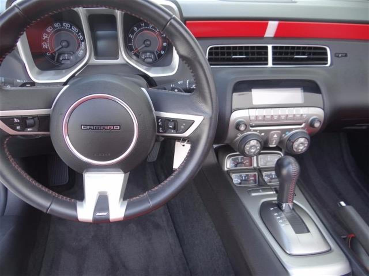 Large Picture of '11 Camaro SS - LAKT