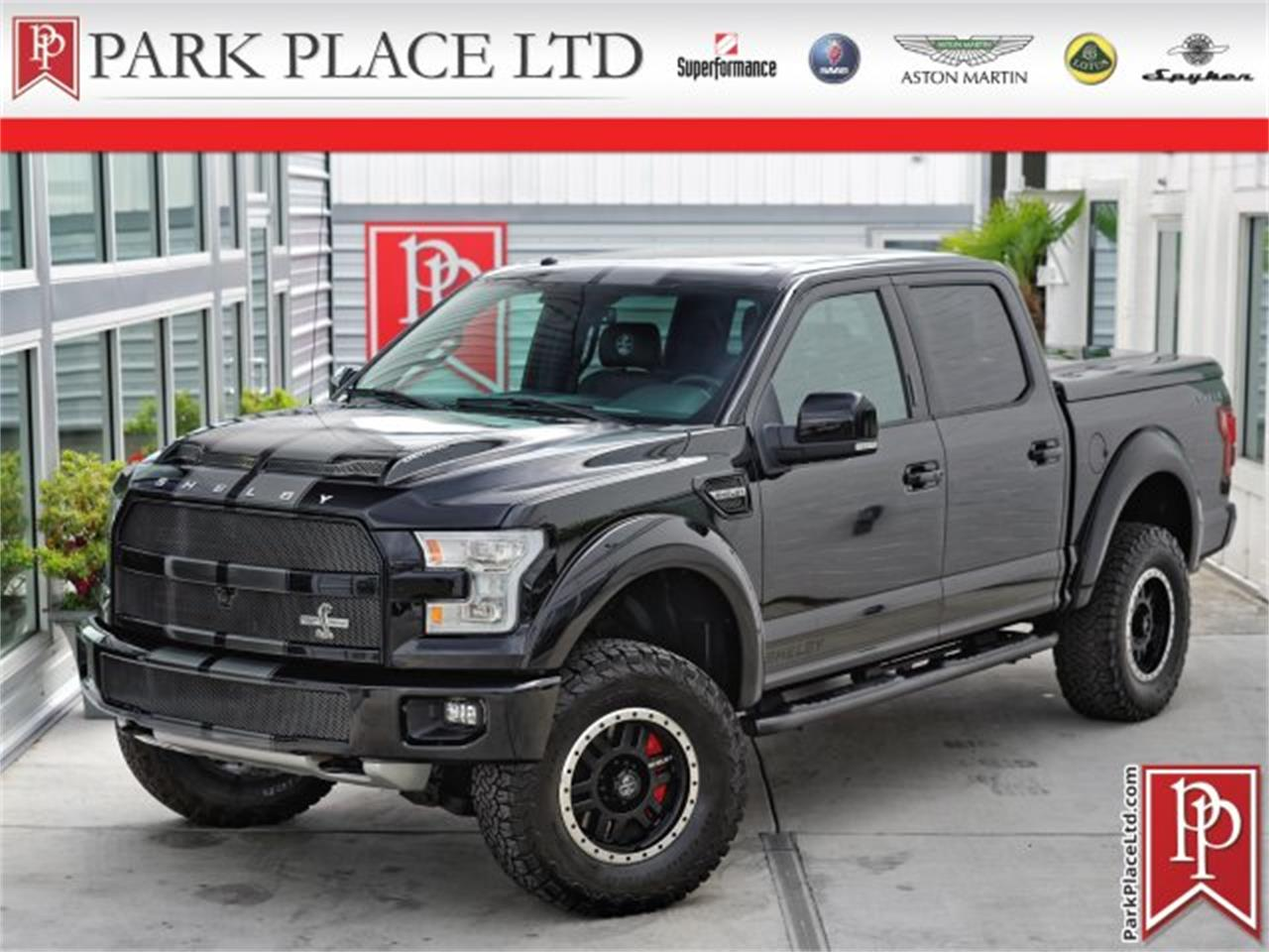 2017 Shelby F150 For Sale >> 2017 Ford Shelby F 150 For Sale Classiccars Com Cc 993490