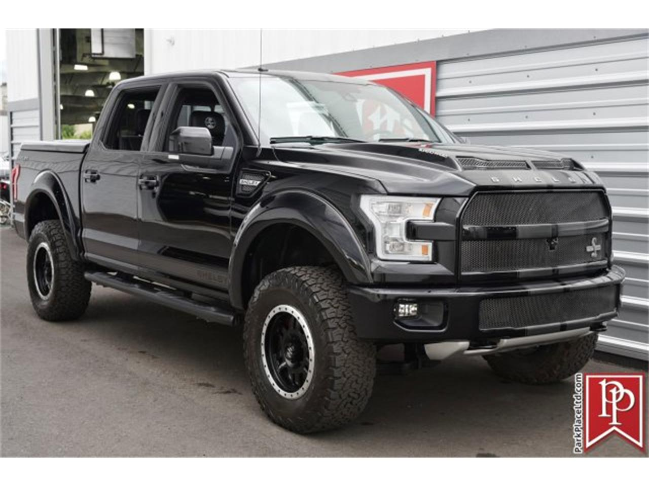 Shelby F150 For Sale >> 2017 Ford Shelby F 150 For Sale Classiccars Com Cc 993490