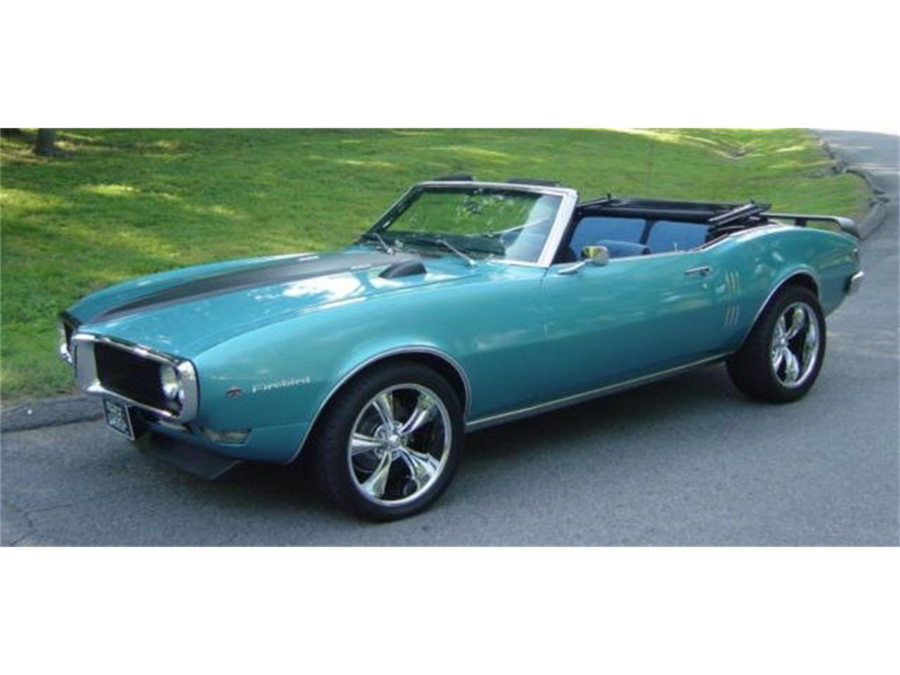 Large Picture of '68 Firebird located in Hendersonville Tennessee - LALB