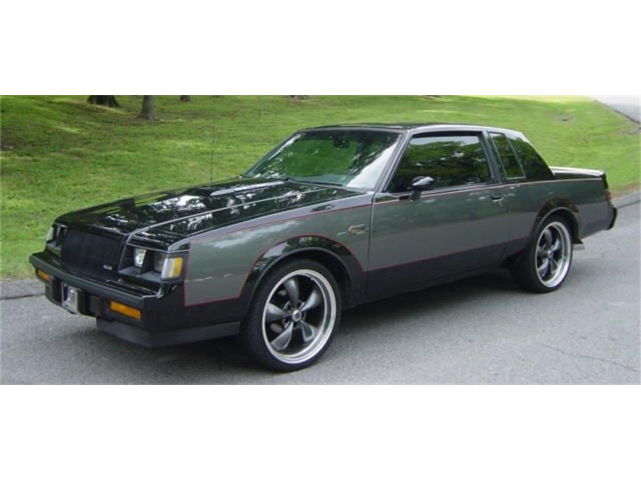 1987 Buick Grand National For Sale Classiccars Com Cc 993506