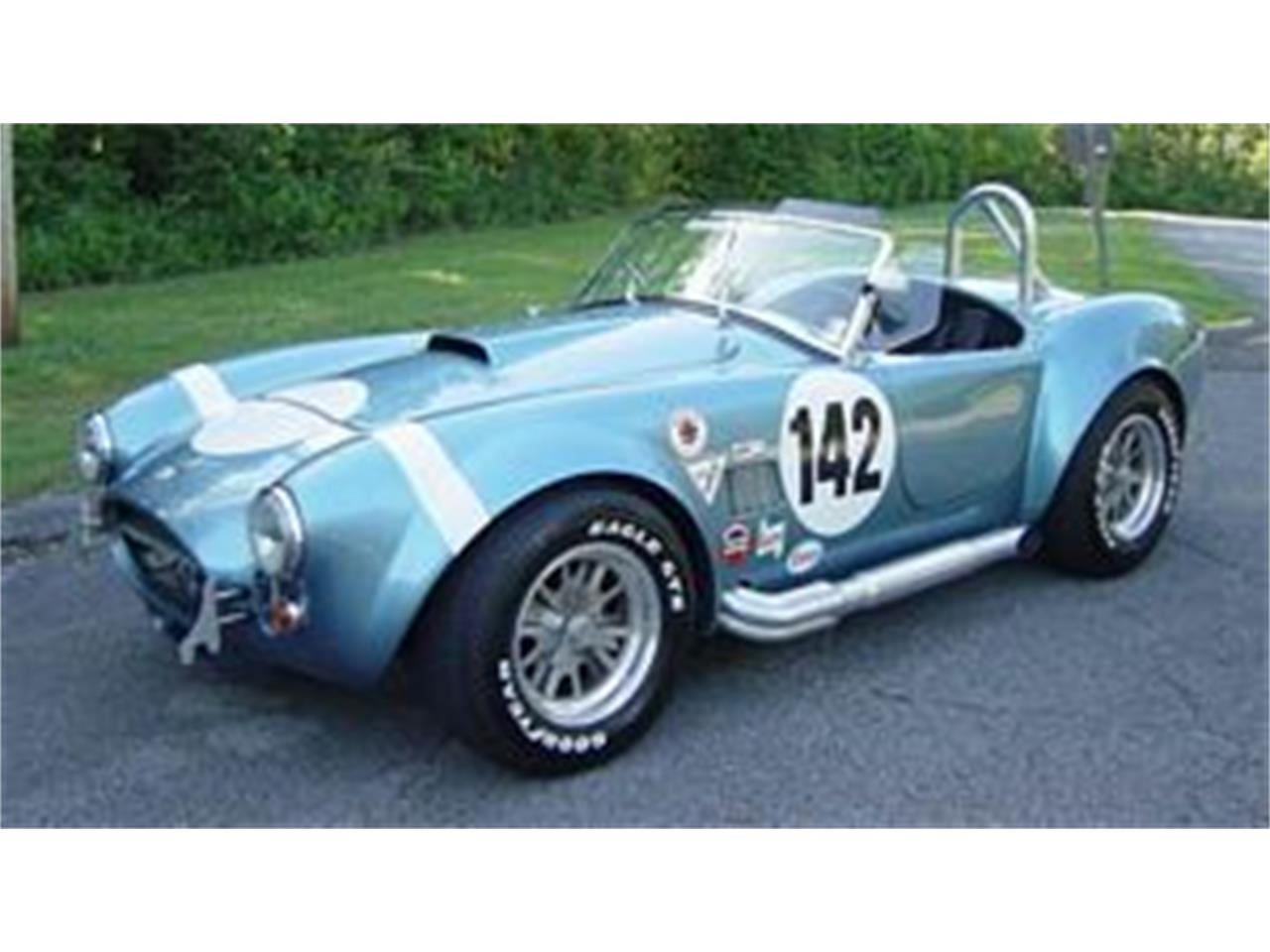 Cobra Kit Car >> For Sale 1966 Factory Five Cobra Kit Car In Hendersonville Tennessee