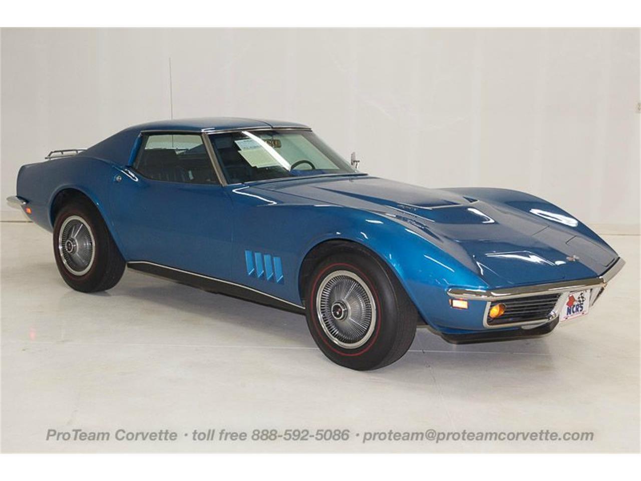 Large Picture of '68 Corvette - LALR