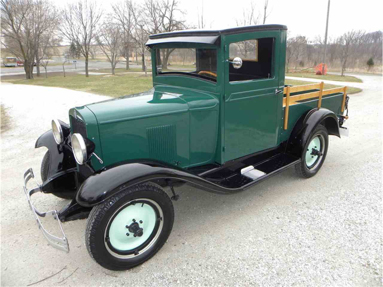 1930 chevrolet 1 2 ton pickup truck for sale cc 993520. Black Bedroom Furniture Sets. Home Design Ideas