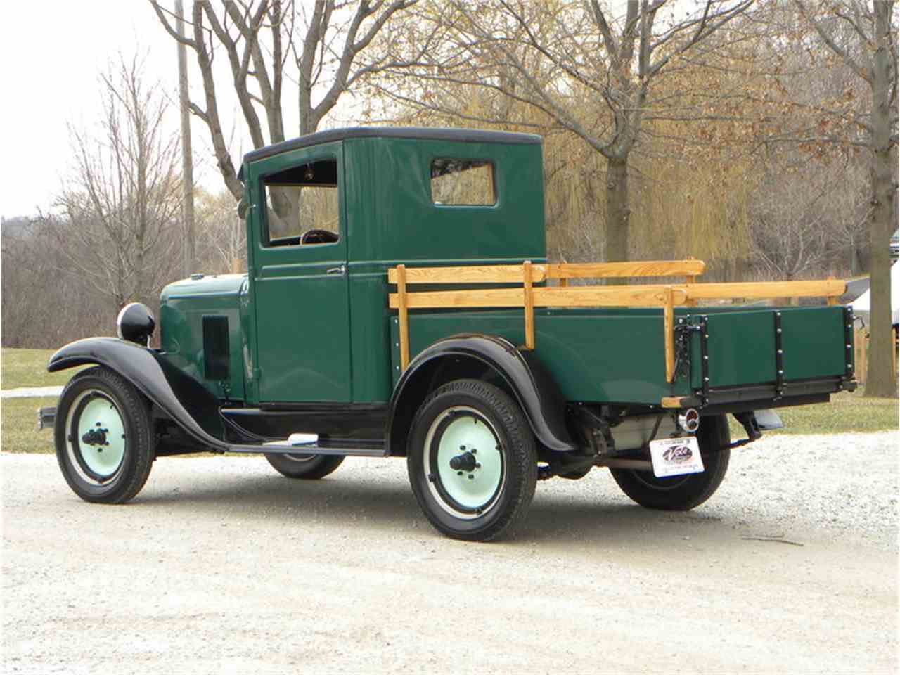 Large Picture of '30 1/2 Ton Pickup Truck - LALS