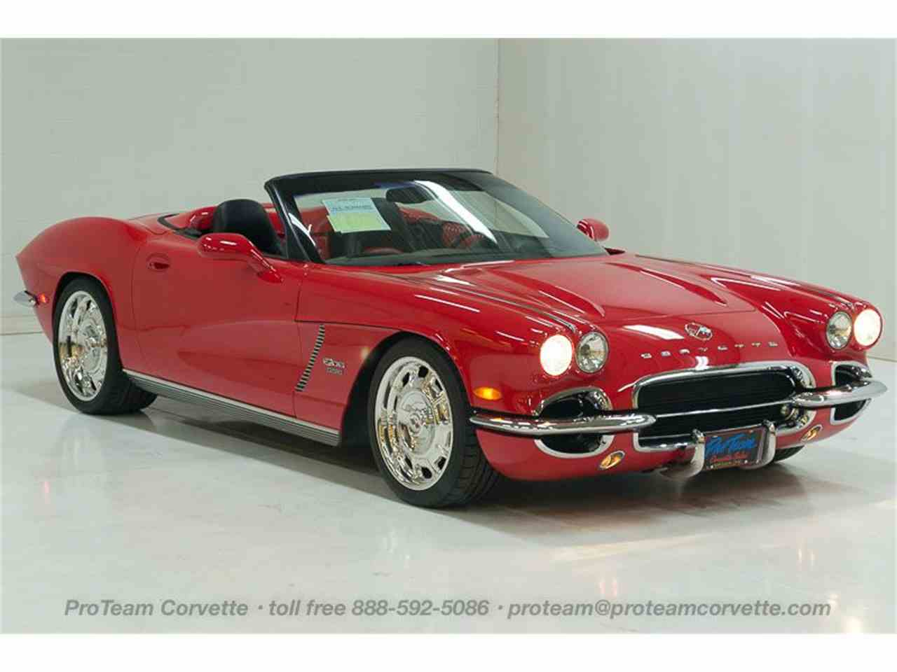 Large Picture of '62 Corvette - LALU
