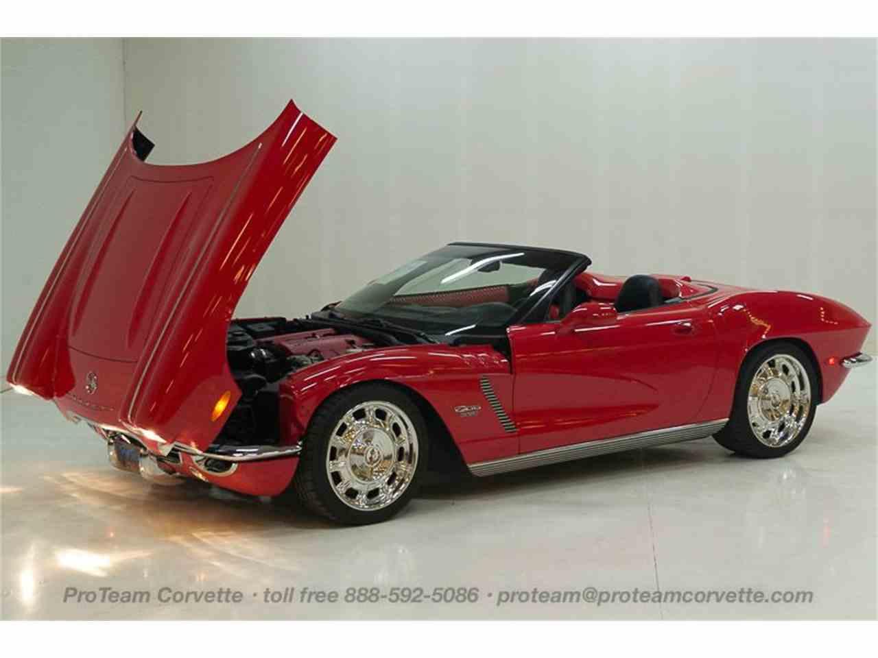 Large Picture of '62 Corvette - LALU