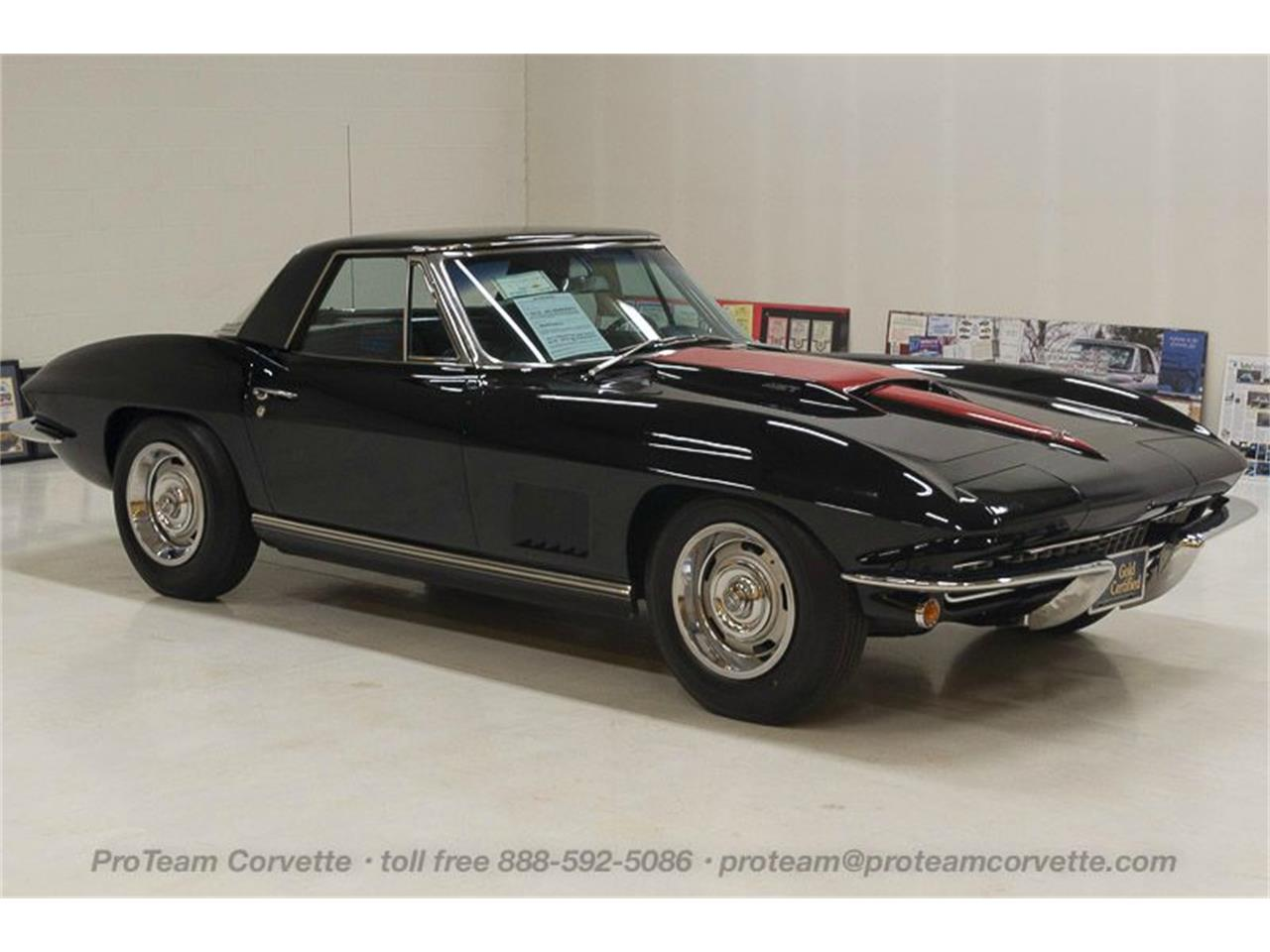 Large Picture of Classic 1967 Corvette Offered by Proteam Corvette Sales - LALX