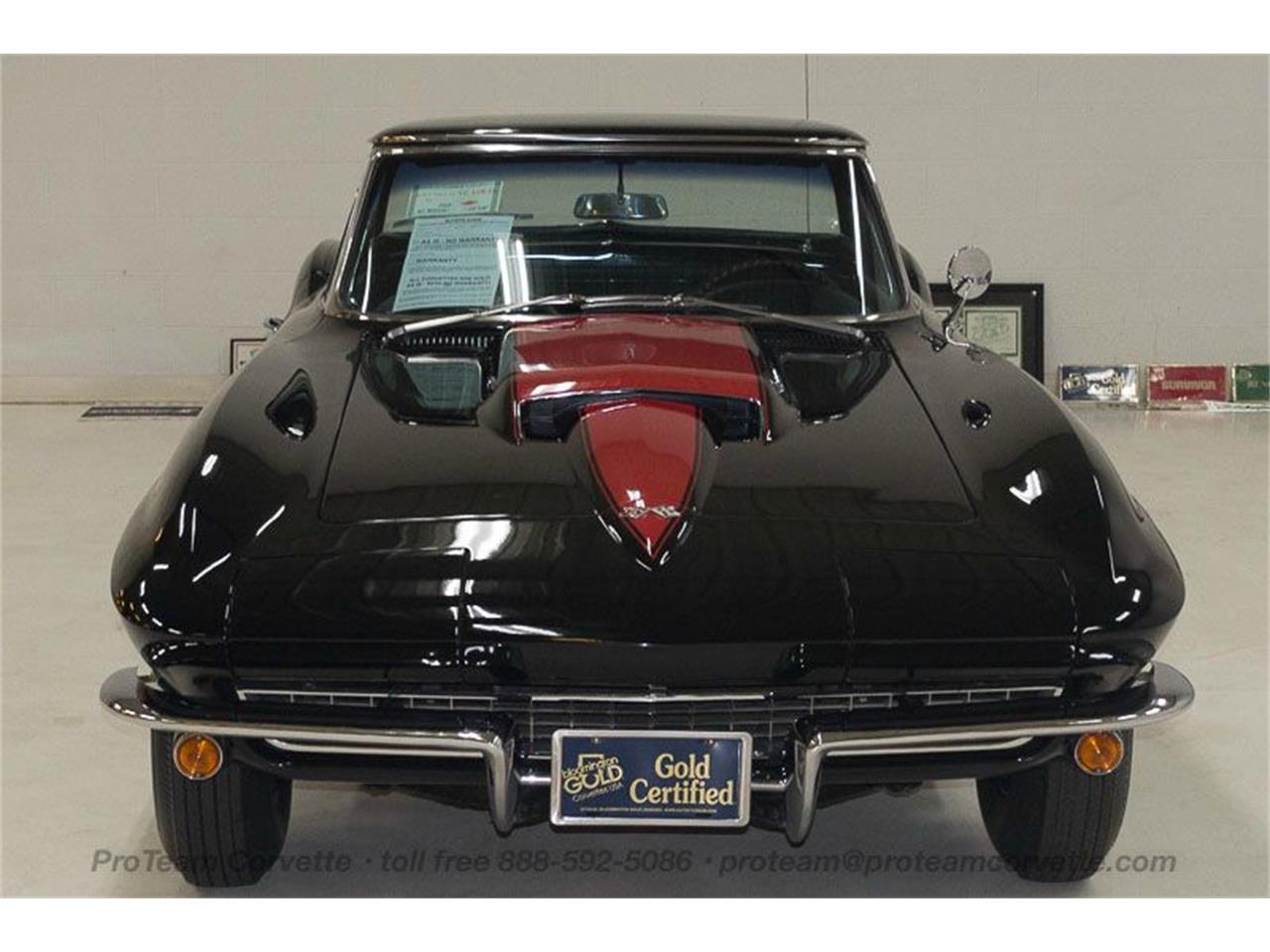 Large Picture of '67 Chevrolet Corvette - LALX