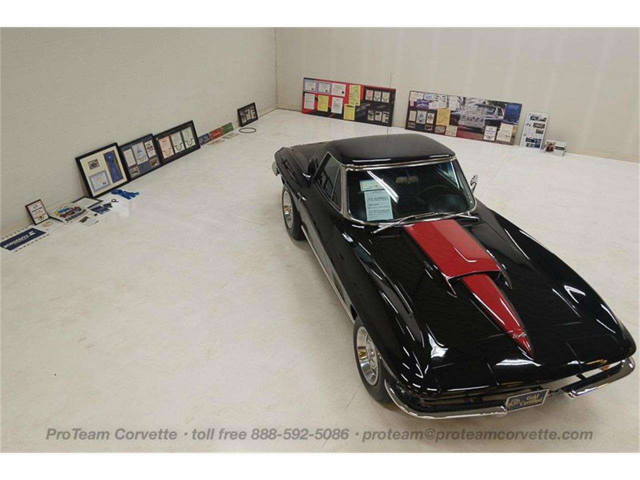 Large Picture of '67 Chevrolet Corvette located in Napoleon Ohio Auction Vehicle - LALX