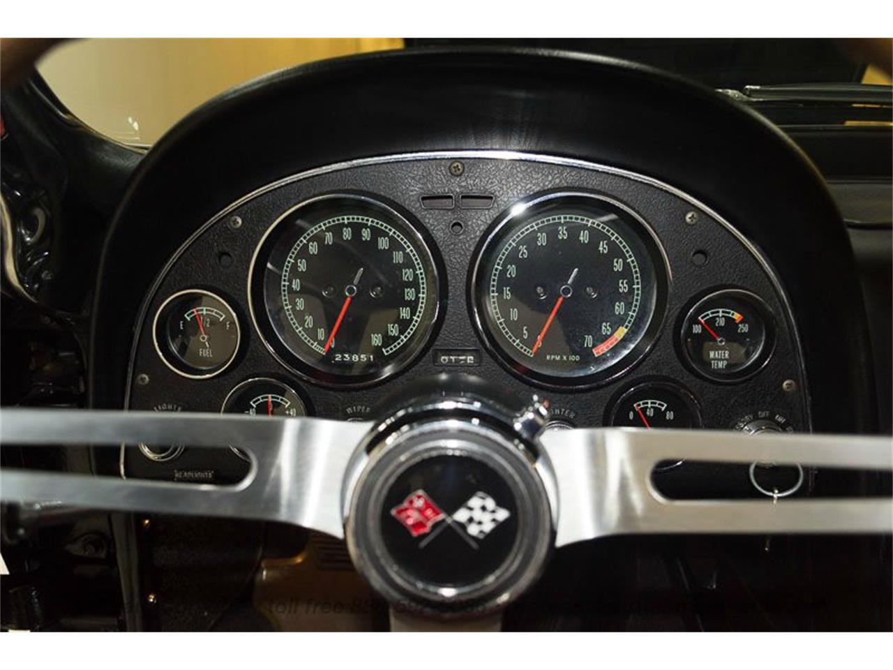 Large Picture of Classic '67 Chevrolet Corvette located in Ohio Offered by Proteam Corvette Sales - LALX