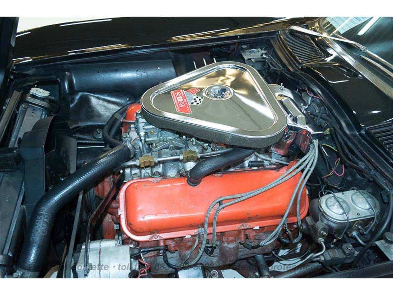 Large Picture of Classic '67 Chevrolet Corvette located in Napoleon Ohio Offered by Proteam Corvette Sales - LALX