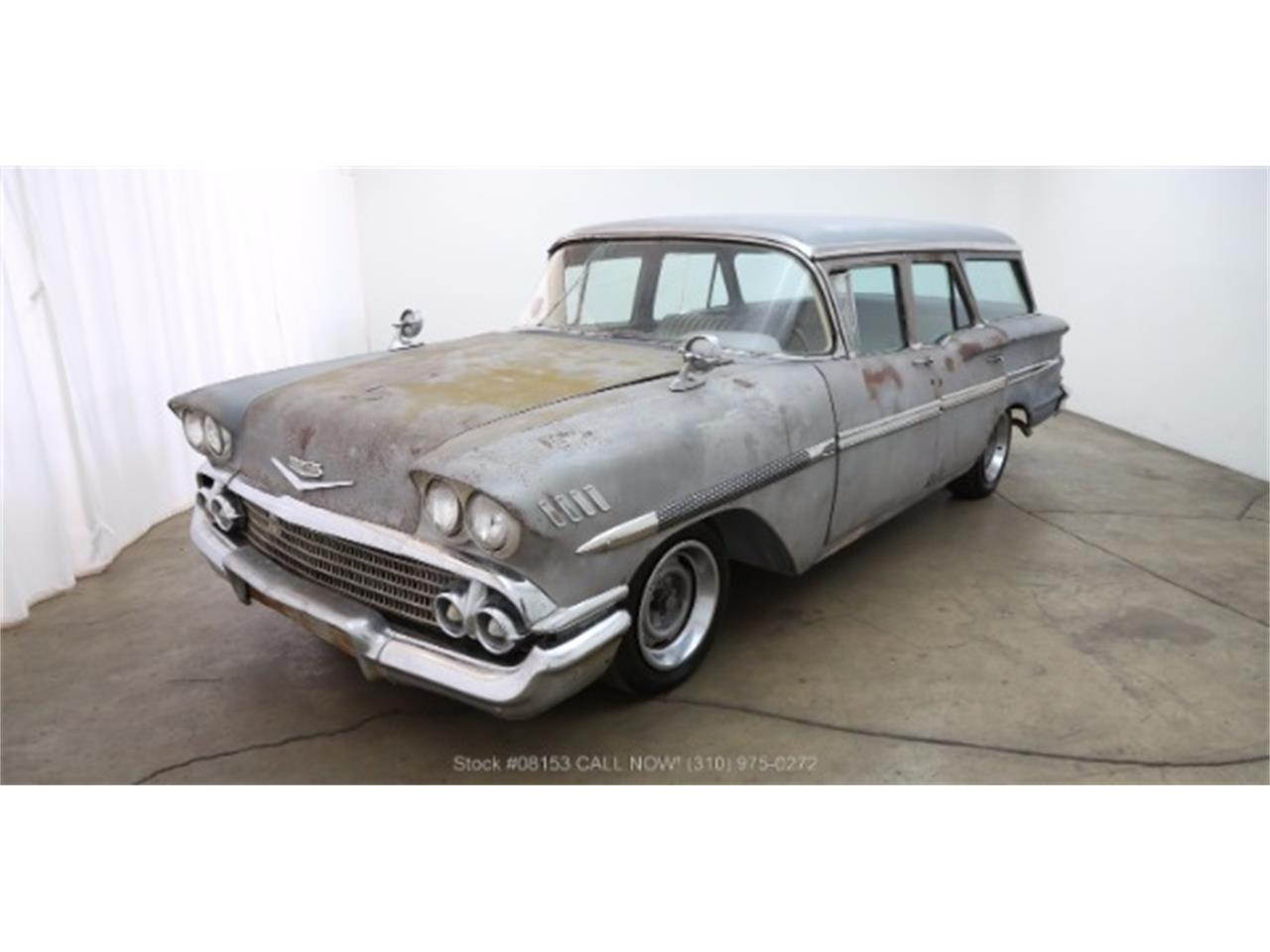 Large Picture of '58 Nomad - LAM8