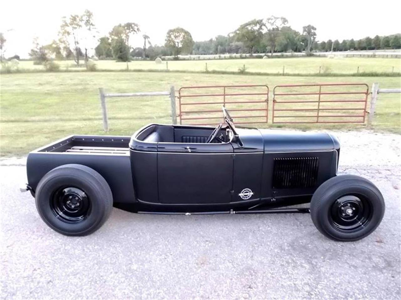 Large Picture of Classic 1932 Roadster located in Indiana - $27,900.00 Offered by 500 Classic Auto Sales - LAME