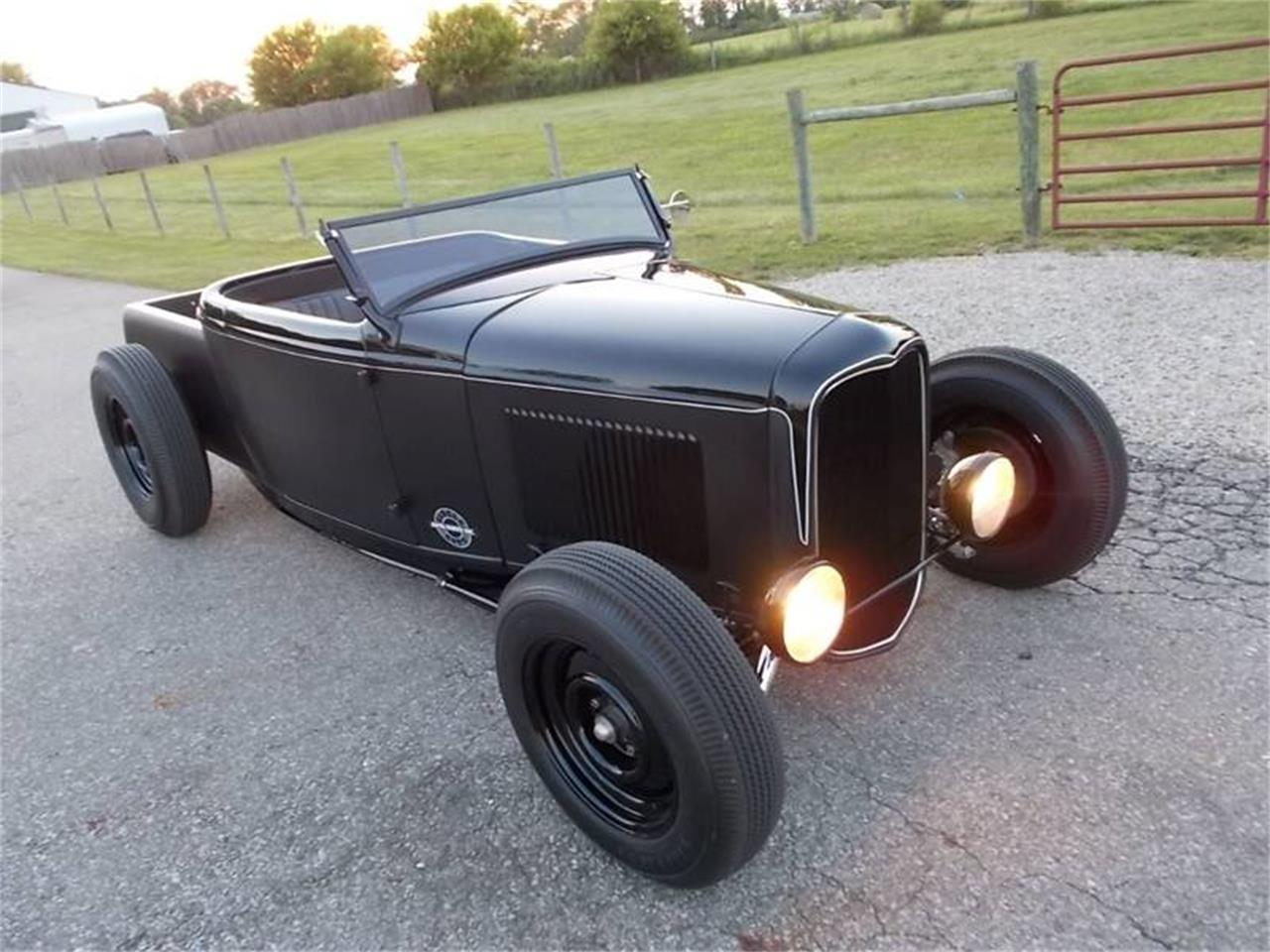 Large Picture of '32 Roadster located in Indiana - $27,900.00 Offered by 500 Classic Auto Sales - LAME