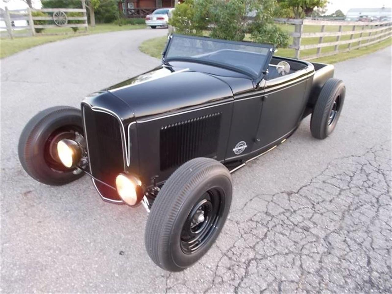 Large Picture of 1932 Ford Roadster located in Indiana - LAME
