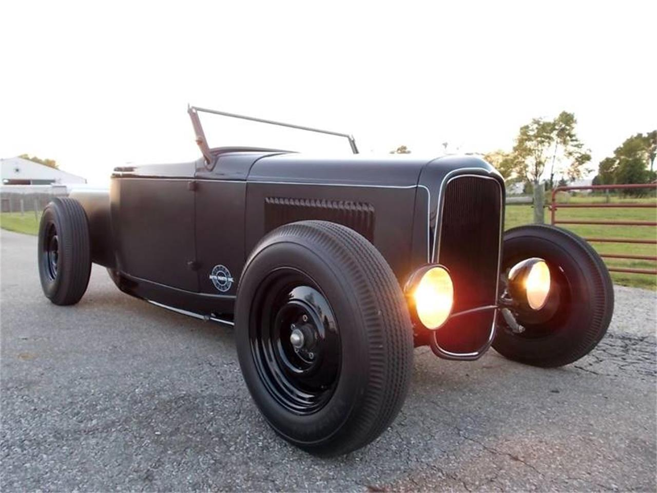 Large Picture of 1932 Ford Roadster located in Indiana Offered by 500 Classic Auto Sales - LAME