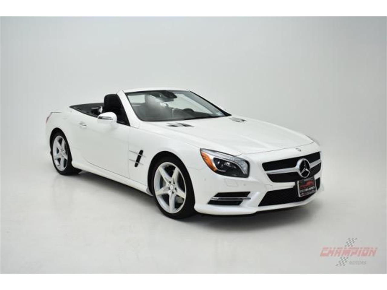 Large Picture of 2013 Mercedes-Benz SL-Class located in New York - $62,000.00 Offered by Champion Motors - LAMP