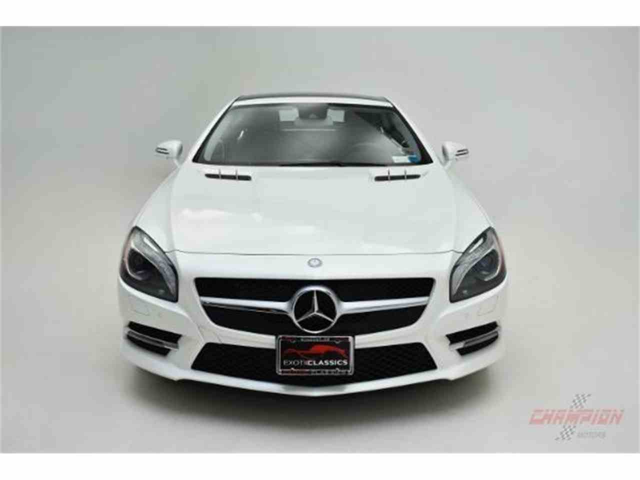 Large Picture of '13 SL-Class - LAMP
