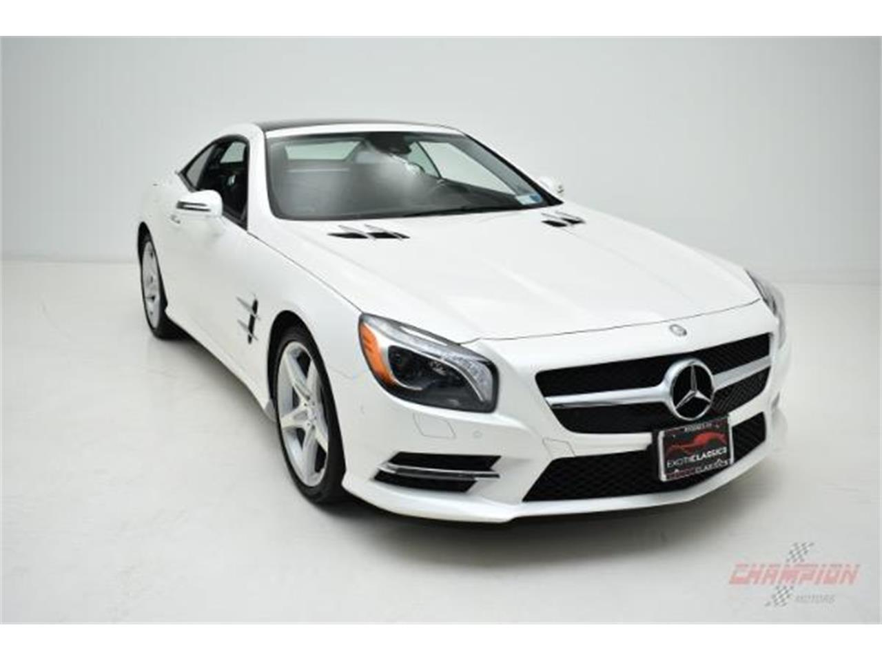 Large Picture of 2013 Mercedes-Benz SL-Class - LAMP