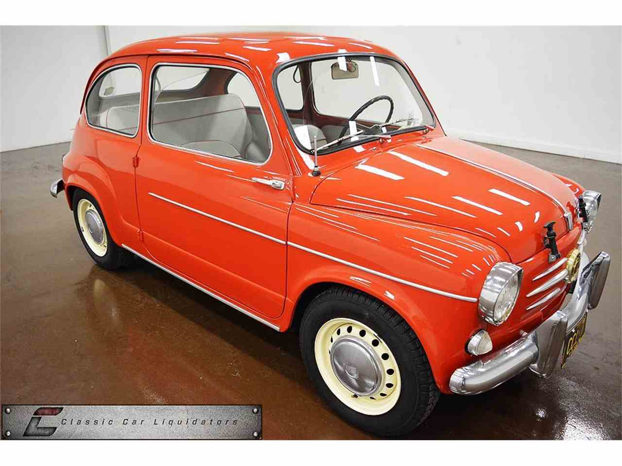 1959 Fiat 600 for Sale | ClicCars.com | CC-993567