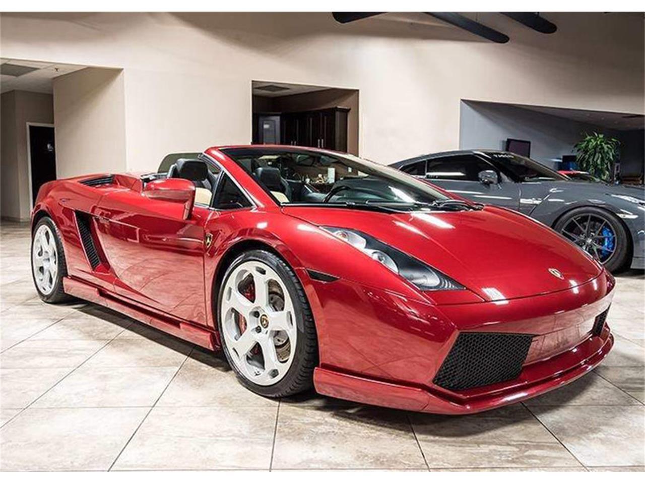 2007 Lamborghini Gallardo For Sale Classiccars Com Cc 990359