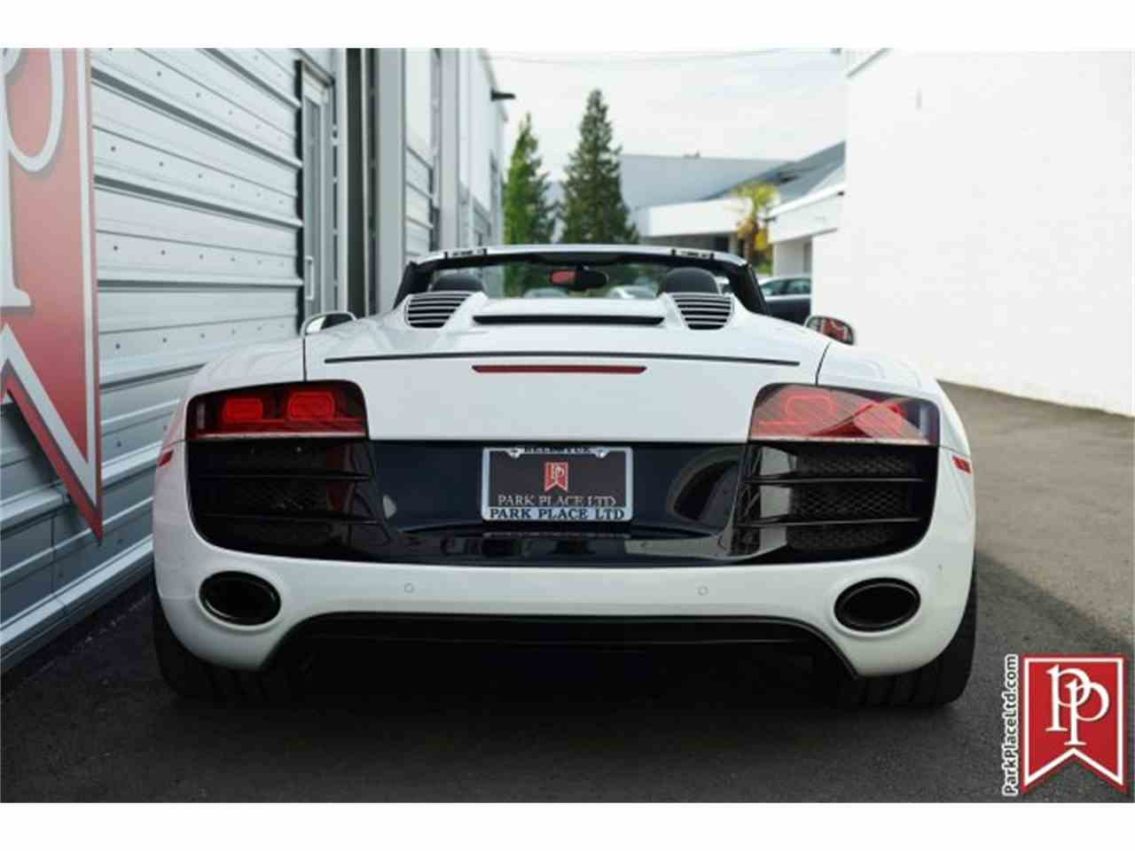 Large Picture of '11 R8 - L7X0