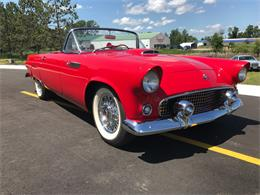 Picture of '55 Thunderbird located in Minnesota Offered by High Rollers Hot Rods and Classics - LAO7