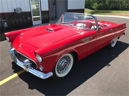 Picture of '55 Thunderbird located in Brainerd Minnesota Offered by High Rollers Hot Rods and Classics - LAO7