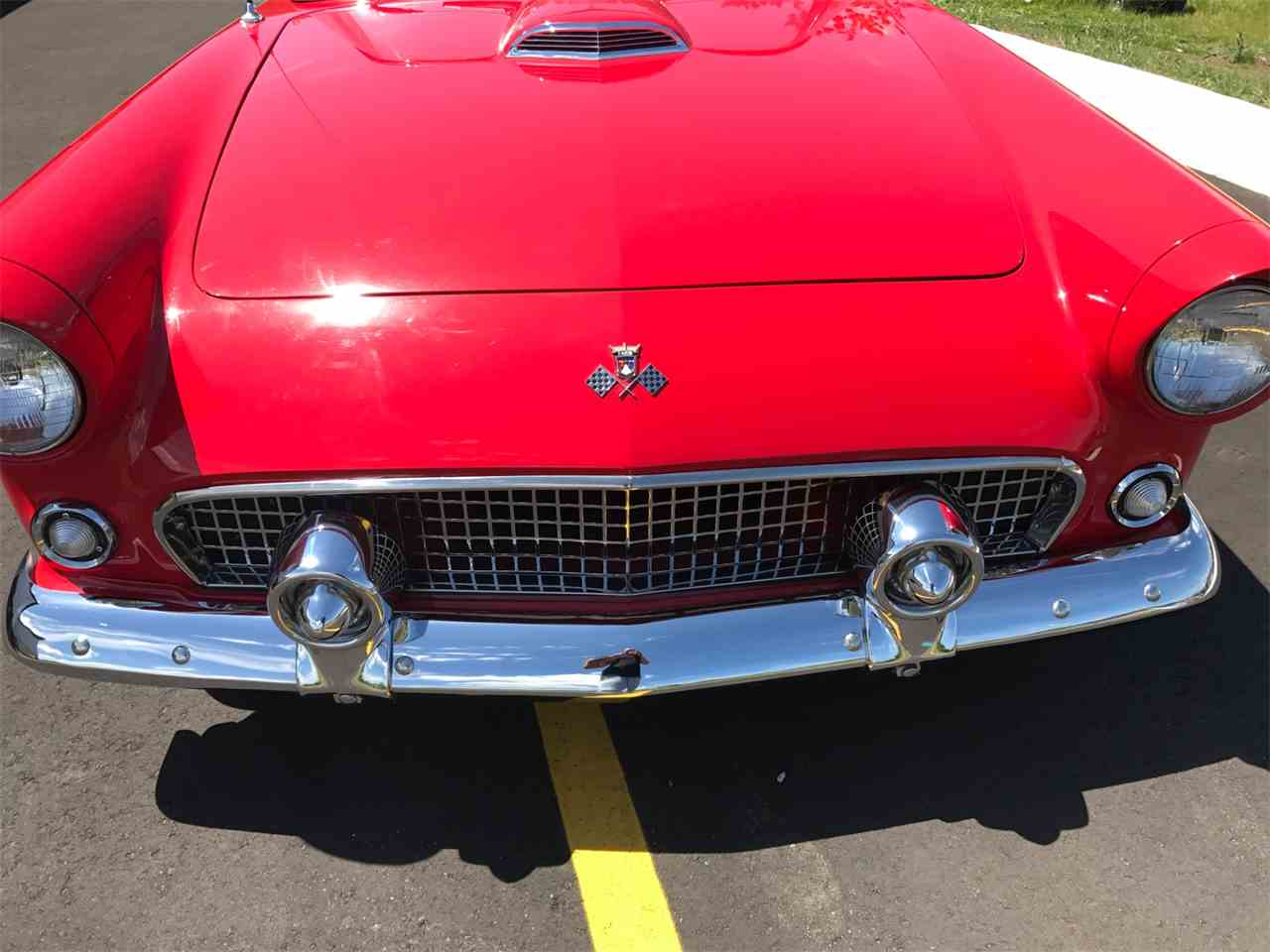 Large Picture of '55 Thunderbird - LAO7